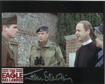 John Standing, The Eagle has landed, Genuine Signed Autograph   10491